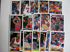 Lot of 1992/93 Upper Deck NBA Cards