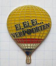 EI, EI, EI  VERPOORTEN EIERLIKÖR .......... Ballon-Pin (113b)