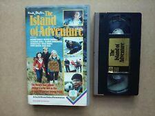 Enid Blyton - The Island of Adventure - 1981 Movie - Vintage VHS Cassette Tape