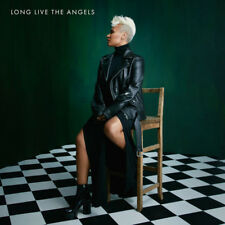EMELI SANDE LONG LIVE THE ANGELS DELUXE EDITION CD BREATHING UNDERWATER HURTS