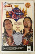 King of the Ring '94 VHS 1994 WWF Bret Hart vs Diesel Coliseum Video (Ex-Rental)