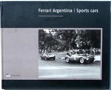 FERRARI ARGENTINA - SPORTS CARS BERTSCHI, IANCONA CAR BOOK ISBN: 9789872368814