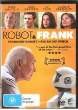 DVD ROBOT & FRANK R4 New & Sealed Frank Langella Susan Sarandon Special Features