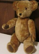 "Plush jointed Mohair Teddy BEAR 21"", DEAN'S CHILDSPLAY Deans Rag Book ENGLAND"