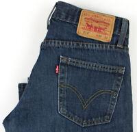 Levi's Strauss & Co Hommes 514 Droit Slim Jean Taille W30 L32 AGZ313
