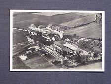 Ansichtskarte Blankenhain, Staatsschule Egendorf, Flugzeugaufnahme Echtfoto 1933