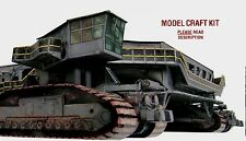 Crawler Transporter, 1:72 for Dragon Apollo Saturn V & LUT Model Craft Kit