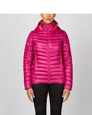 NWT Women's Pink Spyder Timeless Hoody Down Jacket Size Small $229 Free Shipping