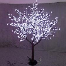 Free ship 1.5M/5FT 480pcs LED Cherry Blossom White Tree Wedding Christmas party