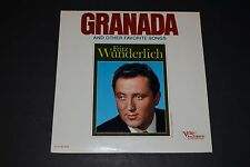 Fritz Wunderlich - Granada and Other Favorites - Verve Folkways FAST SHIPPING!
