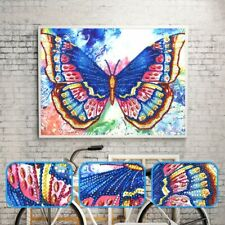 Butterfly DIY 5D Special Shaped Diamond Painting Embroidery Cross Stitch Craft