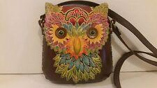 Animal Shape Cross Body  Owl Shoulder Hand Bag Pouch Purse