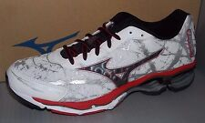 MENS MIZUNO WAVE CREATION 16 in colors WHITE / BLACK / RED SIZE 8.5
