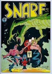 SNARF #5 - Comix - 7.0, OW - 1st printing - Kurtzman cover
