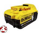 New DeWALT DCB205 5.0 Ah 20V 20 Volt MAX XR Li-Ion Lithium Ion Battery