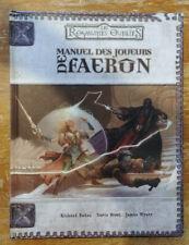 Dungeons & Dragons 3.5 - Manuel des joueurs de Faerûn (2005) (NM)