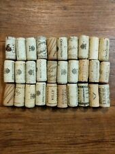 Natural USED Wine Corks 30 Recycled