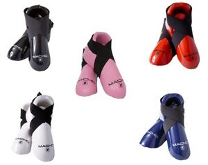 Macho Dyna Foam Protective Sparring Footgear/ Kicks