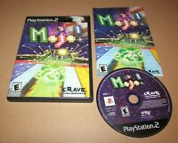 Mojo for Playstation 2 PS2 Complete Fast Shipping!