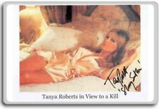 Tanya Roberts Autographed Preprint Signed Photo Fridge Magnet