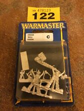 Maestros de guerra 10mm-Fuera de imprenta Nuevo Y En Caja No-muertos tumba de Reyes cráneo Chucka - 122