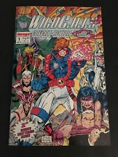 WILDCATS  #1  IMAGE 1992    9.6 NM+  WHITE PAGES