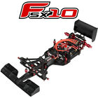 Corally C-00120 FSX-10 1/10 Car Kit - Formula Racing Chassis Kit Only
