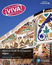 Viva! Edexcel GCSE Spanish Higher Student Book by Rachel Hawkes, Christopher Lillington (Paperback, 2016)