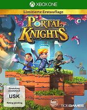 XBOX ONE - Portal Knights - Limitierte Erstauflage (Microsoft) Spiel in OVP
