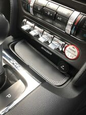 Ford Mustang Coin Holder Enhancement Silver 2015 2016 2017 2018 2019 Accessories