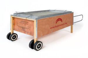 Caja China Roasting Box 80 lbs