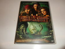 DVD  Pirates of the Caribbean - Fluch der Karibik 2