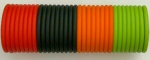 Rubber Latex Tube Slingshot Catapult Elastic Band Various Sizes, Colour & Length