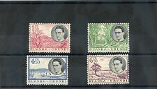 RUANDA-URUNDI Sc 133-6(MI 152A-5A)**VF NH 1955 KING SET $80