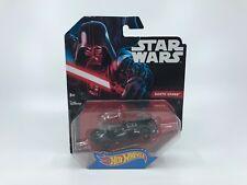 Star Wars Darth Vader 2014 - Hot Wheels Race Car Damaged Box