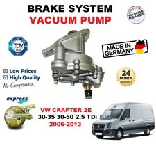 VW Crafter 30-35 Car Engine Vacuum Pumps for sale | eBay
