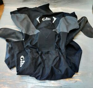 GILL DRY SUIT TEENAGER JUNIOR SMALL - QUALITY DRY SUIT SADLY WITH SPLIT BOOT