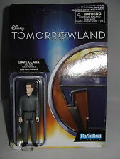 Funko Super7 ReAction Disney Tomorrowland Dave Clark Action Figure-New