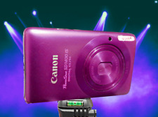 CANON SD1400 IS PINK-MECHANICALLY RECONDITIONED-HELPS REDUCE HAND SHAKE