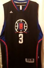 finest selection 6ee1b 1b0e8 Black Los Angeles Clippers NBA Jerseys for sale | eBay