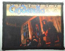 CINDERELLA Heartbreak Station Vintage 80`s/90`s Printed Sew On Patch