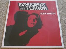 EXPERIMENT IN TERROR SOUNDTRACK - HENRY MANCINI - NEW LP RECORD
