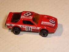 Majorette N°248/293 Pontiac Firebird N°8 Red Diecast Turbo Racing France 1/64