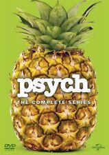 Psych : Season 1-8 (DVD, 2016, 31-Disc Set)