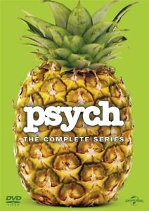 Psych: The Complete Series Seasons 1, 2, 3, 4, 5, 6, 7 & 8 DVD Box Set R4 New