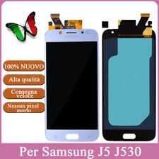 Originale LCD Display+Touch Screen per Samsung Galaxy J5 2017 J530 SM-J530F Blu