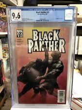 Black Panther #2 (Marvel 2005) CGC 9.6 WHITE Pages - 1st Shuri