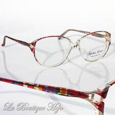vintage 80's SOPHIA LOREN Eyewear 1207 162 Brille glasses frames lunettes NOS