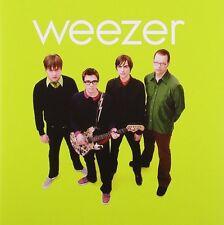Weezer - Weezer (the Green Album)  - Special Edition CD Album mit Bonustrack