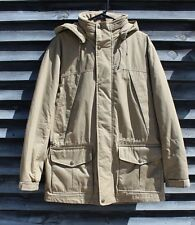Pacific Trail Outdoor Wear Men's Winter Jacket Size M Khaki Tan Insulated